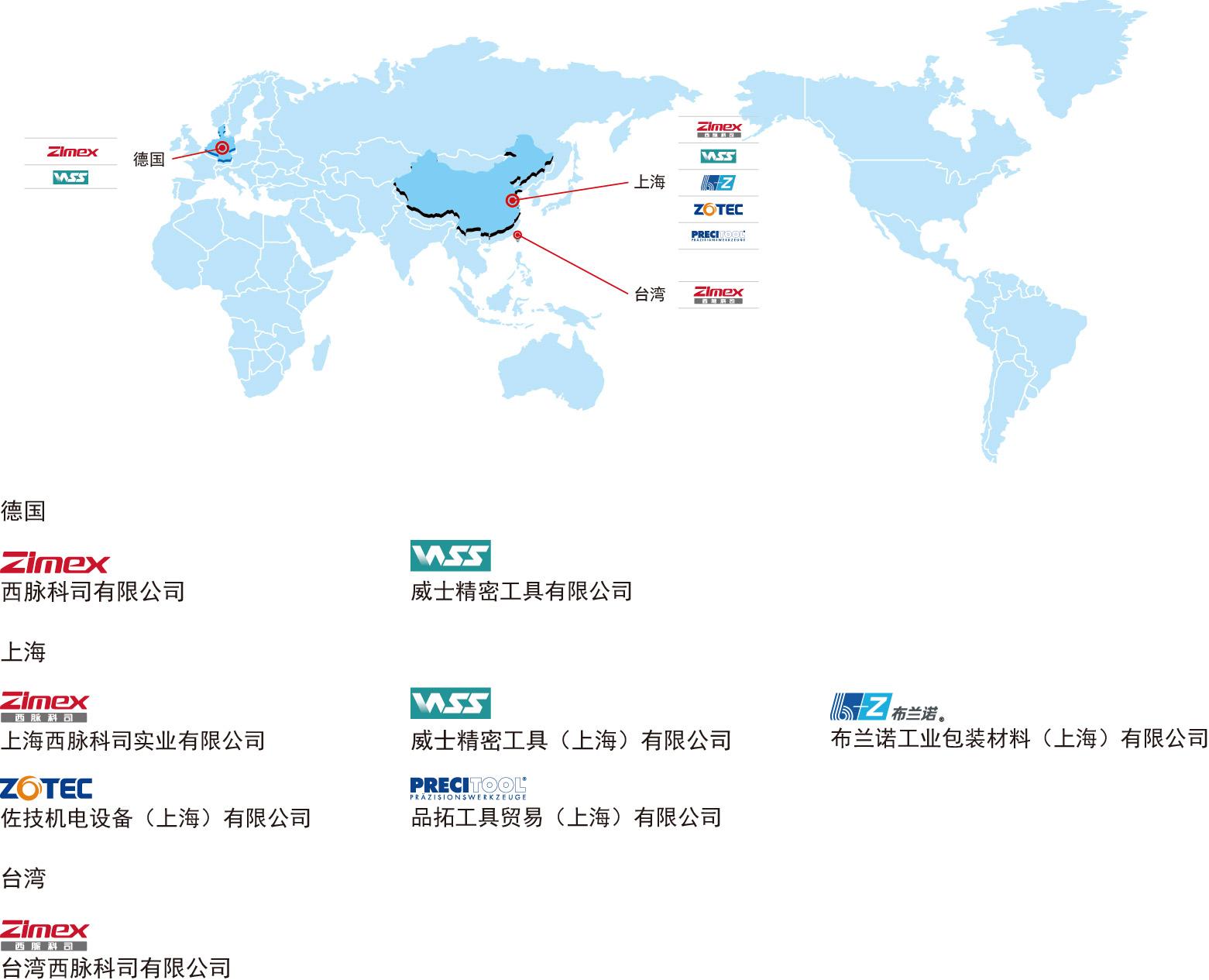 组织架构-布兰诺工业包装材料(上海)有限公司