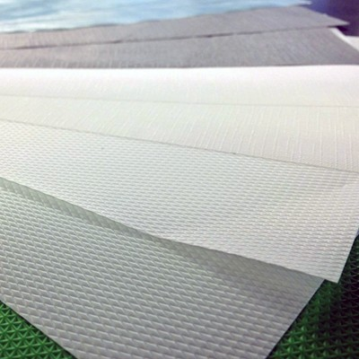 LDPE Coex embossed wrapping films