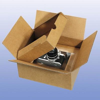 Suspension packaging
