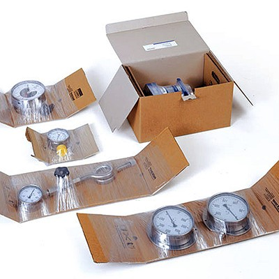 Wrapping packaging