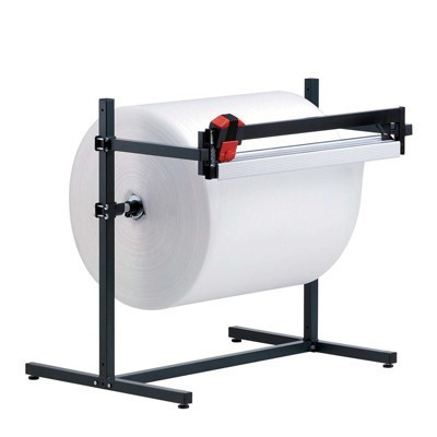 Roller dispenser cutting system