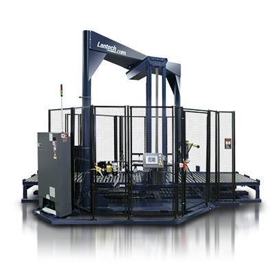 SL Automatic Stretch Wrapping System