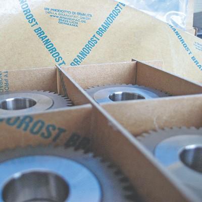 BRANOrost VCI duplex cardboard